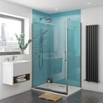 Coloured Glass Shower Wall Panels
